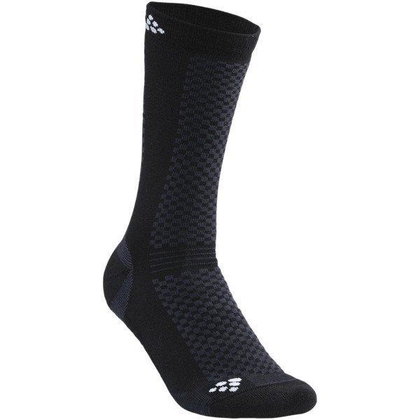 Craft Warm Mid Sock Hiihtosukat 2-Pakkaus