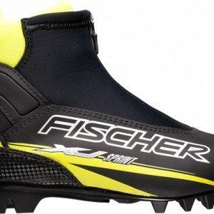 Fischer Xj Sprint Jr Hiihtomonot