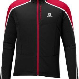 Salomon Dynamics Jacket Hiihtotakki Musta