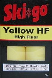 Ski Go Yellow Hf Luistovoide