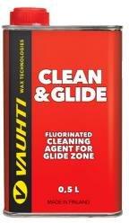 Vauhti Fluor Clean & Glide Luistovoide 500 Ml